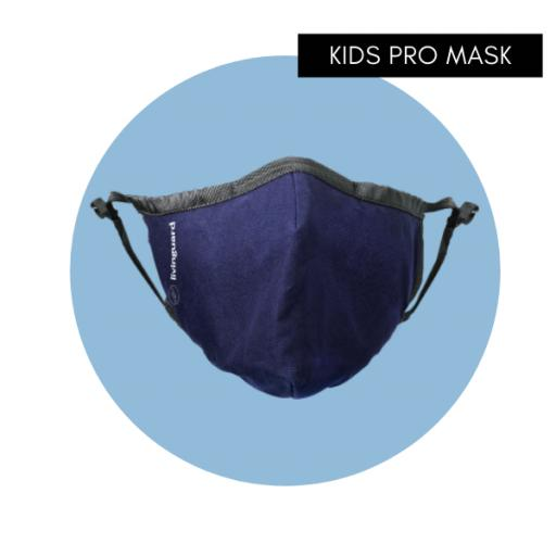 Livinguard Pro Mask (No Valve) For Kids